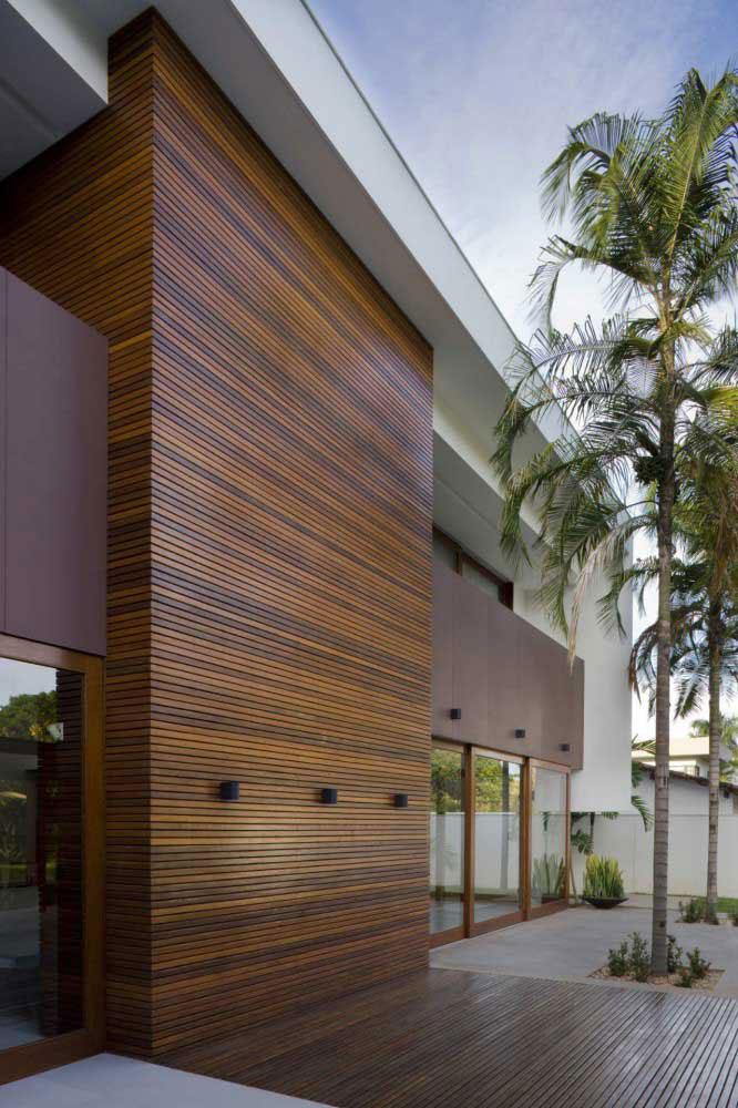 Casas de madera caracter sticas - Paneles de madera para exterior ...