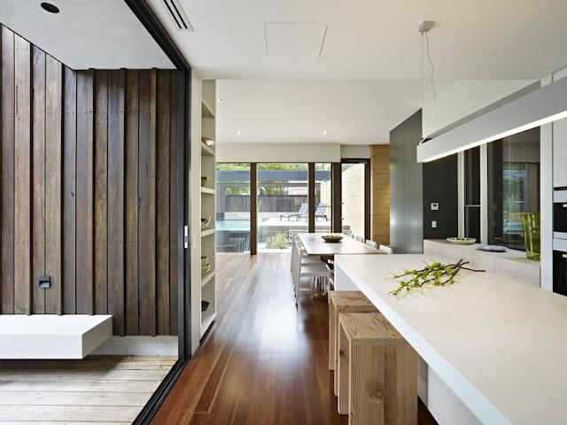 Casas de madera - Interior 2