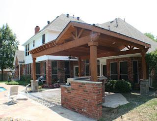 Cómo construir porches y pergolas de madera